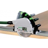 FESTOOL TS55 REBQ-Ptus FS Plunge Cut Saw with CT 26 Set
