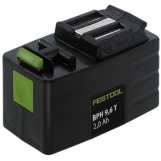 FESTOOL Battery pack BPH 9,6 T 2,0 Ah