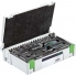 "FESTOOL CENTROTEC Ratchet set 1/4""-CE RA-Set 37"