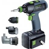 FESTOOL Cordless drills T 15+3 Li 3,0 Set AUS