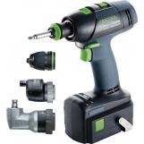 FESTOOL Cordless drills T 18+3 Li 3,0 Set AUS