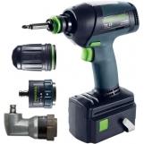 FESTOOL Cordless impact drill TI 15 Li 3,0 Set AUS