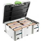 FESTOOL DOMINO XL beechwood assortment DS/XL D12/D14 128 BU