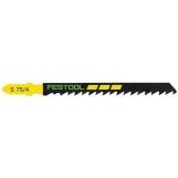 FESTOOL Jigsaw Blades s 75/4/100
