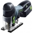 FESTOOL Cordless Pendulum Jigsaw CARVEX, PSC 420 EB/GG-Plus Li 18