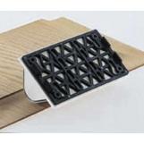 FESTOOL Flute profile sanding pad SSH-STF-LS130-R25KX