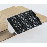 FESTOOL Flute profile sanding pad SSH-STF-LS130-R10KX