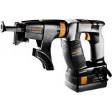 PROTOOL DuraDrive 18V Cordless Screwqun Set