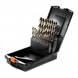 PROTOOL Drill bit set SYS Case Hss