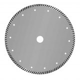 PROTOOL Diamond disc ALL-D 125 Standard