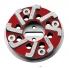 PROTOOL Machine/tool head DIA ABRASIV-RGP 80
