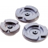 PROTOOL Set of three grinding discs - Diamond Concrete