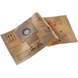 PROTOOL Filter bags - filter bag for VCP 250 E-L (5 pcs)
